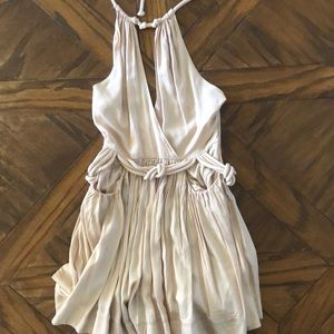 LF NEW with Tags- Grecian style mini dress-S